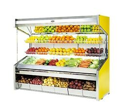 Marc Refrigeration PD-12R Display Case Produce