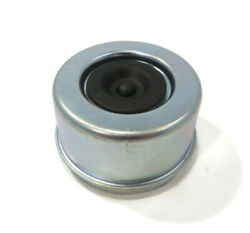 Metal Grease Cap 2.72 Diameter With Rubber Plug For Dexter And Redline 21-43-1