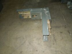 Bulldog Ldp310-2 1000a 3ph 3w 600v Copper Right Edgewise Bus Duct Elbow Used
