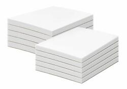 5 X 8 White Memo Pads W/ Chipboard On Back - 50 Sheets/pad 10 Pads/pack