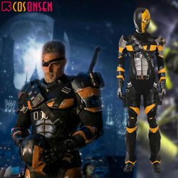 Cosonsen Deathstroke Terminator Cosplay Costume Full Set
