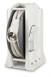 Shoreline Mh54500rm 50 Amp Marine Power Cord Reel With 50and039 6/4 Cord No Pigtail
