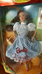 1995 Barbie1st Edition As 'dorothy In Wizard Of Oz' Great Doll. Tmj