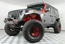 2018 Jeep Wrangler  Custom SEMA Wranlger Lift Kit