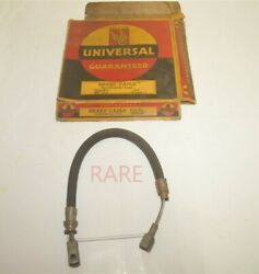 Universal Emergency Parking Brake Cable Bp204 Steeldraulic Type 1920and039s 1930and039s