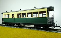 Accucraft Trains - Welshpool And Llanfair Pickering Coach 119 Scale