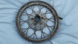 1928 Model A Ford 21 Inch Wire Spoke Wheel Original 5 Lug --