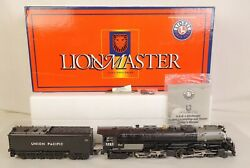 LIONEL 6-28077 UNION PACIFIC 4-6-6-4 CHALLENGER STEAM LOCO & TENDER-EX IN OB!