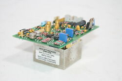 Hp Agilent 83752a Synthesized Sweeper 5086-7529 Switched Amplfier Filter Tested