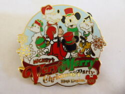 Disney Trading Pins 66362 Wdw - Mickeyand039s Very Merry Christmas Party 2008 - Fram
