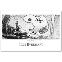 Tom Everhart Rage Rover Collectible Fine Art Poster
