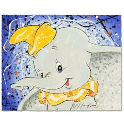 Disney Willardson Keep It Under Your Hat Signed Limited Edition Serigraph