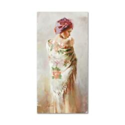 Pino Reflections Pp Artist Embellished Limited Edition On Canvas Coa