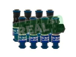 1650cc Fic Fuel Injector Clinic Injectors 07-12 Ford Mustang Gt500 Highz