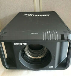 Christie Ds+750 Dlp Sxga+ 1400 X 1050 Projector - Does Not Power Up