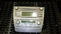 09 10 11 Toyota Camry RADIO STEREO CD DISC CHANGER AC CLIMATE CONTROL UNIT OEM