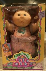 Vintage 1991 Cabbage Patch Kids Little Lullabye By Xavier Roberts A Musical Doll