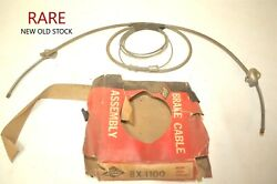 Maybe Ford 1950and039s Lisle Bx 1100 Emergency Parking Brake Cable 61100 Nors Nos