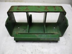 John Deere 650 750 850 950 1050 Tractor Weight Box/ Bracket