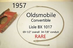 1957 Olds Convertible Lisle Bx 1017 Emergency Parking Brake Cable Nors Nos Gm