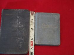 Vintage Mini Daily Food For Christians And Pocket Bible New Testament F/s
