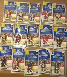 Wayne Gretzky Nhl Table Hockey Players Kst Collectors Pack 15 Players