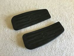 Yamaha V Star 1100 2003-2017 Factory Foot Rest Rubber Pad Floor Board Left Right