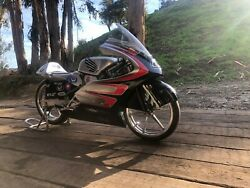Honda RS 125 Racing Package Everything you need to set a record at Bonneville