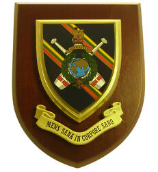 Royal Marines Physical Training Classic Hand Made Regimental Mess Plaque
