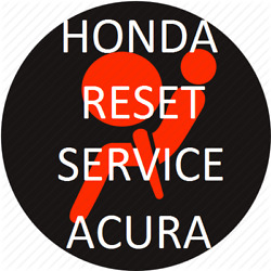 Acura Tlx Tl Airbag Reset Service Acm Many Models Srs Clear Crash Reprogram