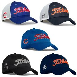 NEW Titleist MLB Golf Hat Cap Adjustable Snapback OSFM - Choose Favorite Team! $15.99