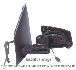 Side View Mirror Mercedes B Class W246 2011-2014 Left Side Foldable With Memory