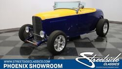 1932 Ford Other Roadster Hot Rod Blue Fuel-Injected Injected V8 Auto Classic Vintage Collector Receipts C