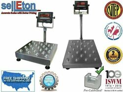 Op-915-bt Transfer Top Bench Scale Ntep Legal For Trade