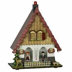German Black Forest Weather House Tu 864 New