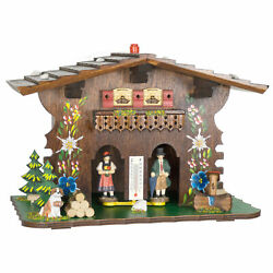 Exclusive German Black Forest Weather House Tu 812 New