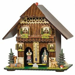Exclusive German Black Forest Weather House Tu 828 New