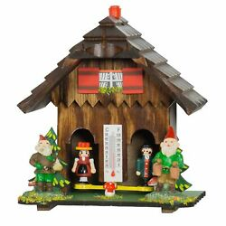 German Black Forest Weather House Tu 851 New