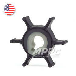 Water Pump Impeller For Mercury Mariner Outboard Engine Parts 47-80395m 2hp Boat