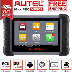 2019 New Autel MP808 All Systems Diagnostic Scanner Bi-Directional Control DS808