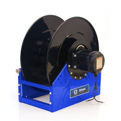 Graco 24r443 Xd70 1 Inlet/outlet Bare Reel Npt 115 Vac Electric Motor Blue