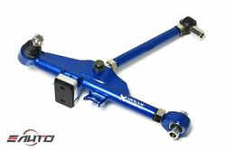 Megan 4pc Type2 Front Lower Control Arm + Tension Rod For 240sx 89-94 S13 Silvia