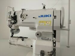 MINT Juki LS-1341 Leather & Upholstery Sewing Machine with Servo Motor & Table