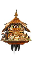 Cuckoo Clock Of The Year 2010 Pony Farm In The Gutach Valley 5.0876.01.p New