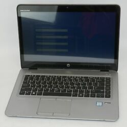 HP EliteBook 840 G3 Core i7-6600U 2.60GHz 8GB 256GB SSD Win10 Pro RJ792