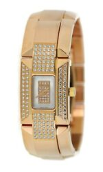 Concord La Scala 54-H5-14 Gold 18mm Women's Watch