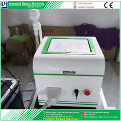 Hair Removal Machine Laser Diode 810nm Shr Ice Cooling Painless Instant Effect A