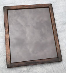 Antique Professional Printing Frame contact print larger size - 16x13