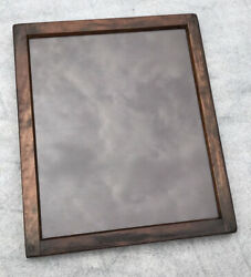 Antique Professional Printing Frame Contact Print Larger Size Photo - 16x13