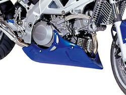 Gimbel Belly Pan Suzuki Sv 650 N+s Wvby 03-15 With Tüv Unvarnished From Grp